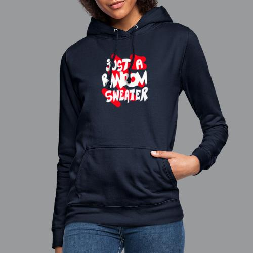 gewoon een willekeurige trui - Vrouwen hoodie