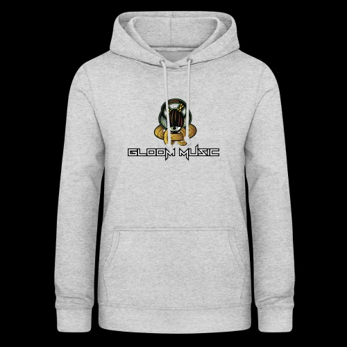 GLOOM MUSIC LOGO COLOR - Women's Hoodie