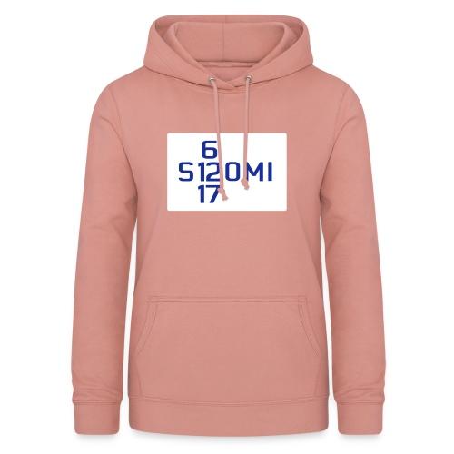 suomi61217 - Naisten huppari