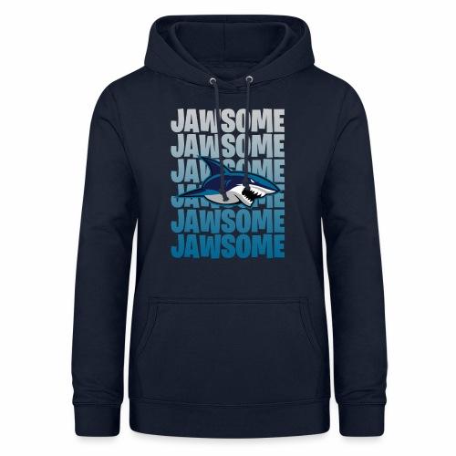 Jawsome - Luvtröja dam