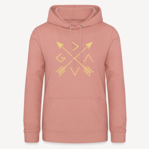 GOD IS GREATER THAN THE HIGHS AND LOWS - Women's Hoodie