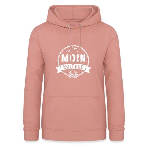 Moin Kollege Geschenk für Strandliebhaber - Frauen Hoodie