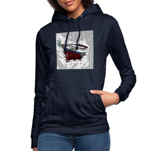 Shoppiful - Felpa con cappuccio da donna