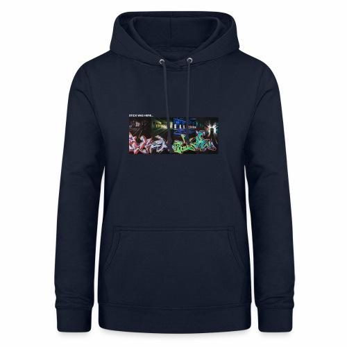 stick x 4 part 1 ver02 - Dame hoodie