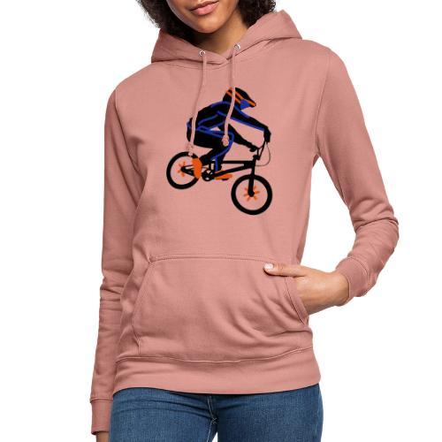 BMX Rider Dark - Vrouwen hoodie