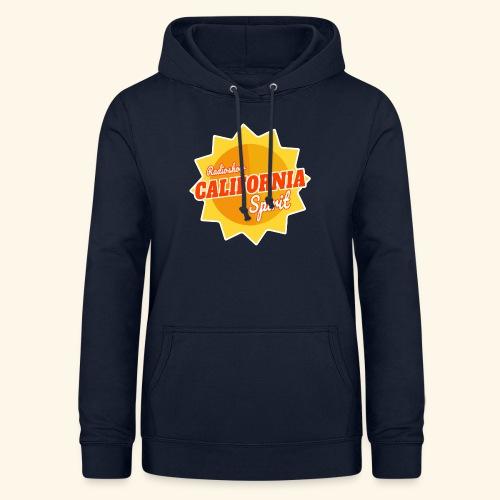 California Spirit Radioshow - Sweat à capuche Femme