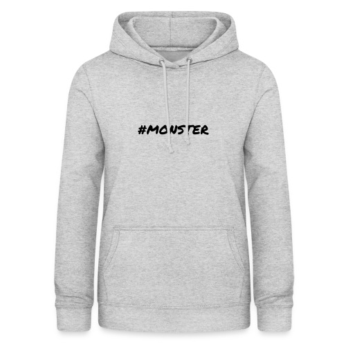Monster - Vrouwen hoodie