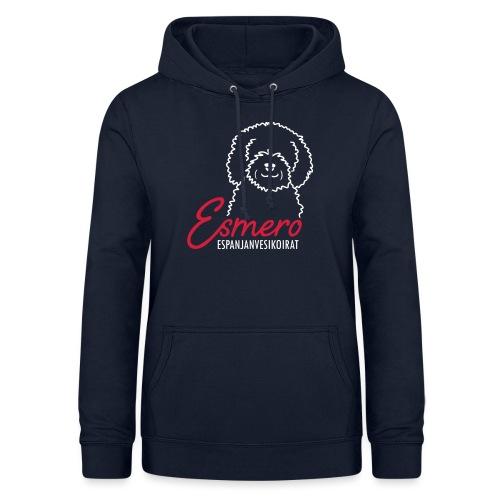 Esmero-kennel tuotteita - Naisten huppari