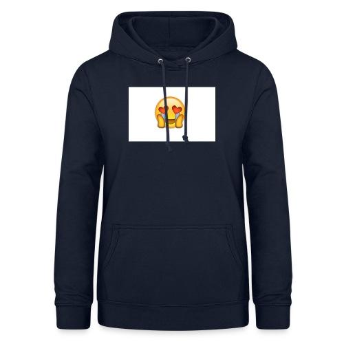 Emoij Hoesje - Vrouwen hoodie
