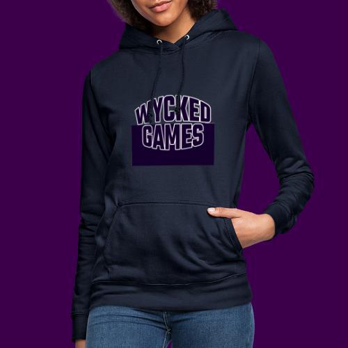 Wycked Games Logo - Women's Hoodie