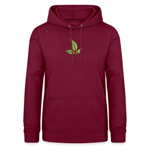 #ami_nature #recyclage #jour_nature - Sweat à capuche Femme
