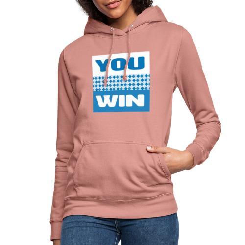 you win 21 - Women's Hoodie