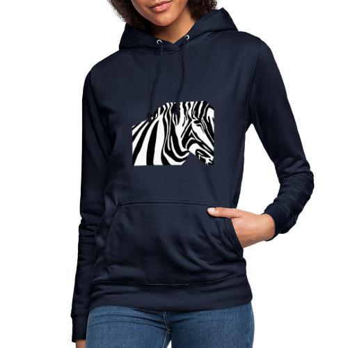 zebra - Sweat à capuche Femme