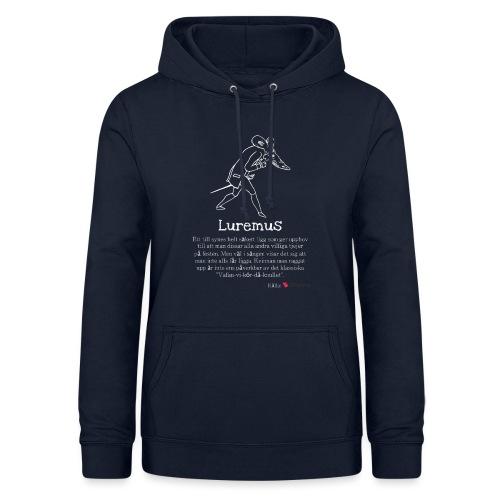 Luremus - Luvtröja dam