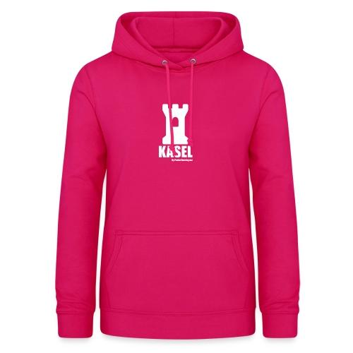 KASEL2 - Sudadera con capucha para mujer