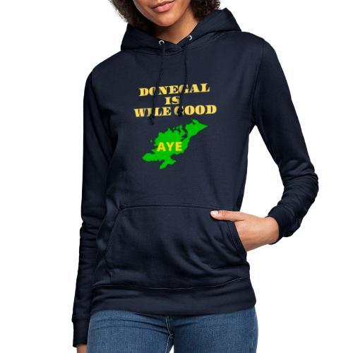 Donegal Is Wile Good - Women's Hoodie