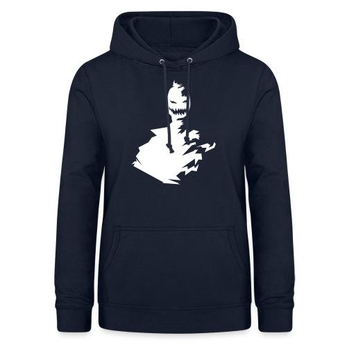 t-shirt monster (white/weiß) - Frauen Hoodie