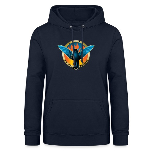Choose Courage - Fireblue Rebels - Women's Hoodie