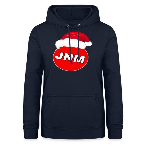 JustNotMe kerst merch - Vrouwen hoodie