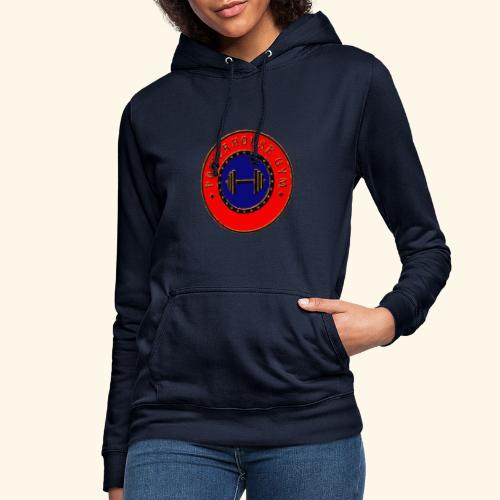 logo de la centrale électrique - Sweat à capuche Femme