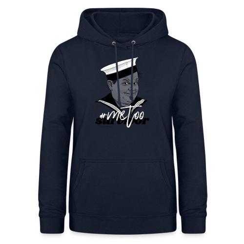#metoo survivor - Dame hoodie