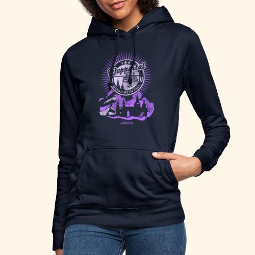 Wuppertal T Shirt Design Spruch Genau mein Fall - Frauen Hoodie