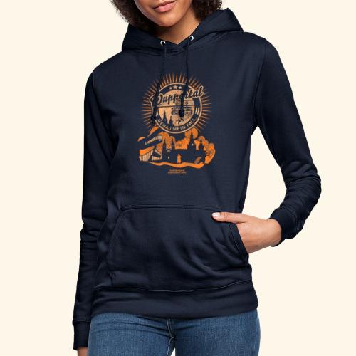 Wuppertal Genau mein Fall T Shirt Design - Frauen Hoodie
