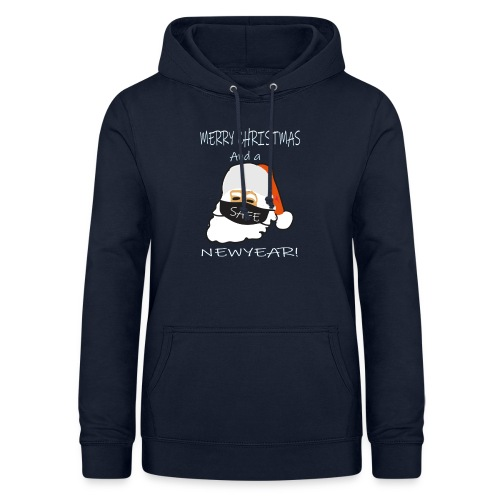 Merry christmams and a safe newyear - Vrouwen hoodie