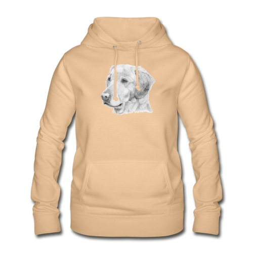 Golden retriever 2 - Dame hoodie