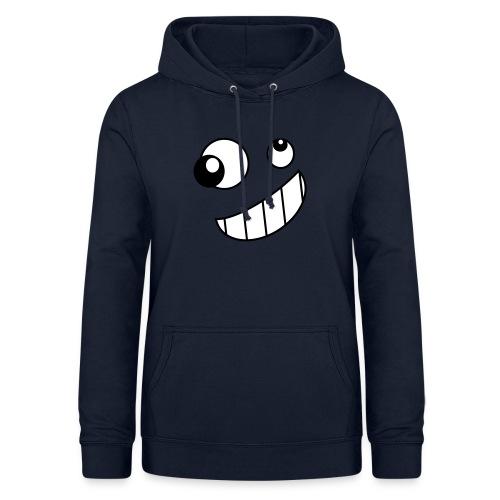 funky face - Vrouwen hoodie
