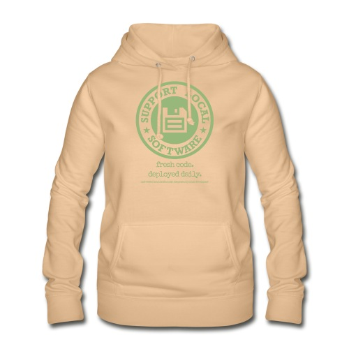 Fresh Code. Deployed Daily. - Women's Hoodie