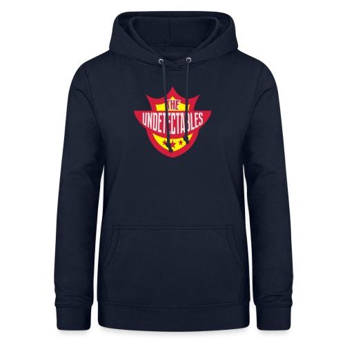 Undetectables voorkant - Vrouwen hoodie