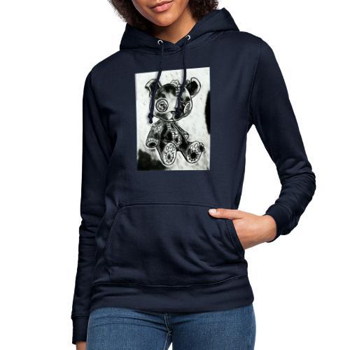horror teddy - Vrouwen hoodie