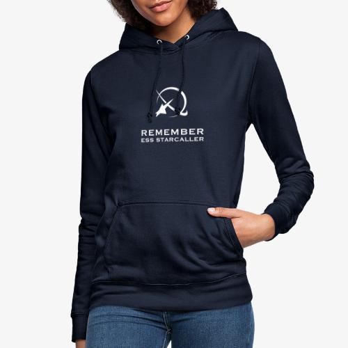 logo remember starcaller - Naisten huppari