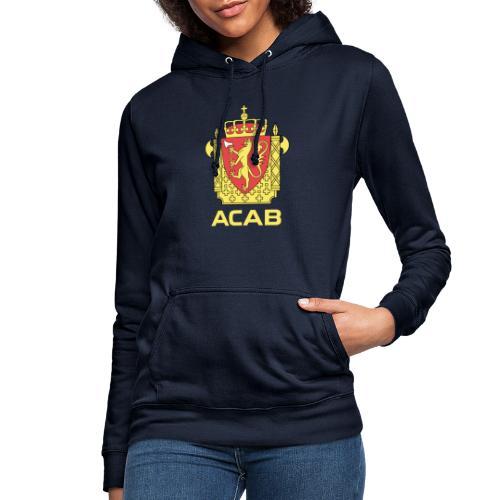 ACAB Logo - Hettegenser for kvinner