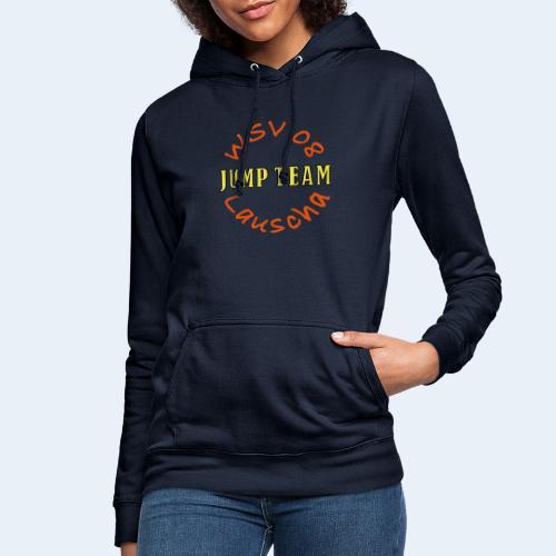 JUMP TEAM - Frauen Hoodie