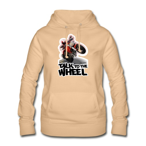 Ducati Monster Wheelie B - Sudadera con capucha para mujer