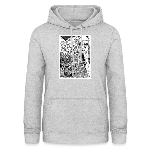 Sea Monsters T-Shirt by Backhouse - Women's Hoodie