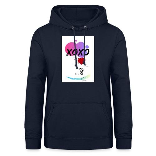 loveintheair - Sudadera con capucha para mujer