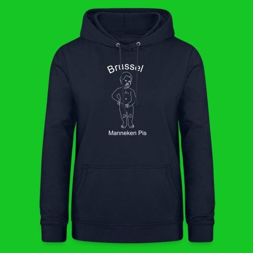 Manneke pis - Vrouwen hoodie