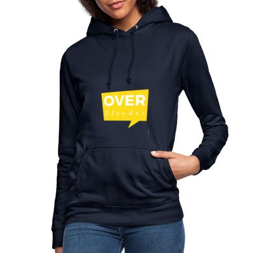 Too Over Slender - Women's Hoodie