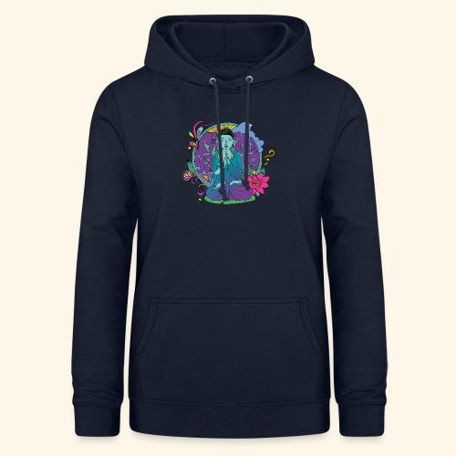pranayama - Sudadera con capucha para mujer