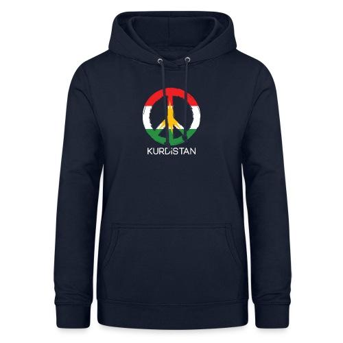 Kurdistan peace - Vrouwen hoodie