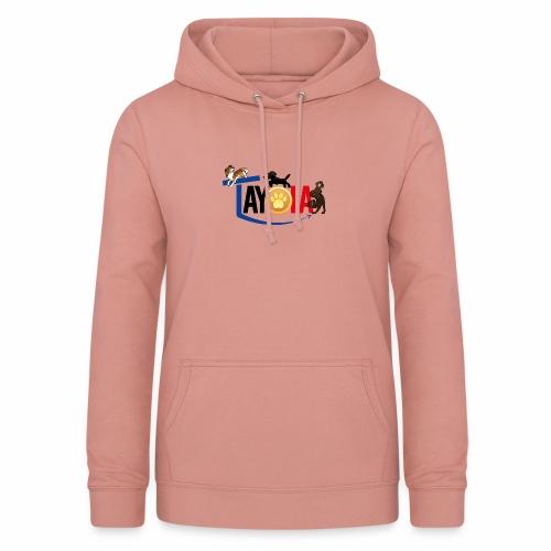TAYOLA logo 2019 HD - Sweat à capuche Femme