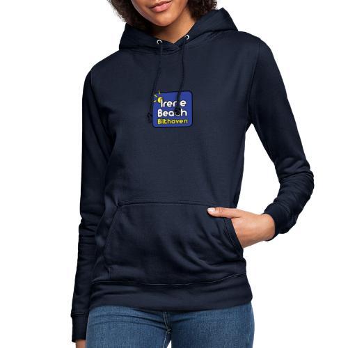 Irene Beach logo 2 - Vrouwen hoodie