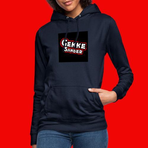 GekkeSander Logo - Vrouwen hoodie
