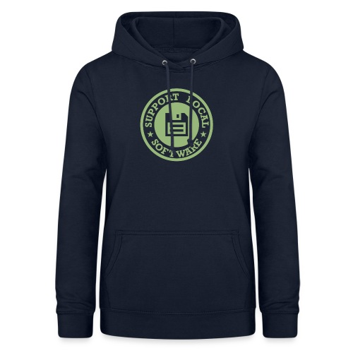 Support Local Software - Women's Hoodie