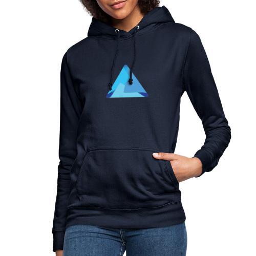 Pyramide - Sweat à capuche Femme