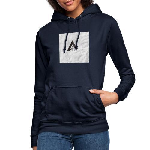 JMF - Sudadera con capucha para mujer