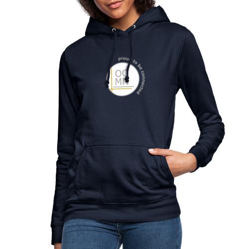OCMN proud te be connected - Vrouwen hoodie